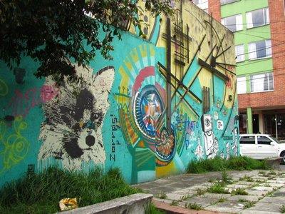 Bogota Street Art