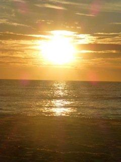 Sunset at Binningup