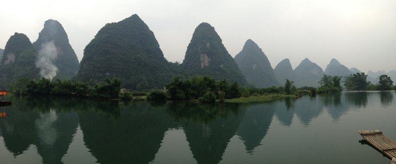 Mountains. China