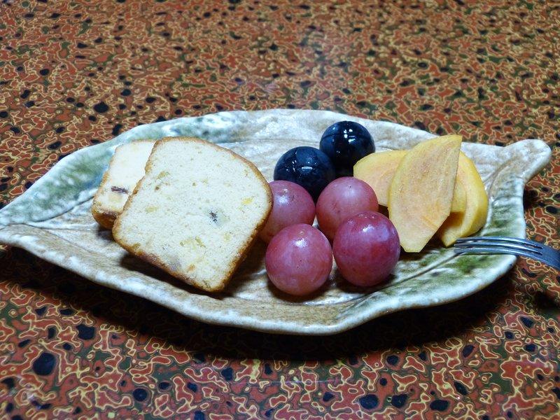 Dessert at Fujioto