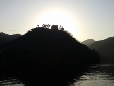 Lakeside Great Wall of Huanghuacheng