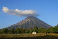 Concepcion Volcano - Ometepe Island