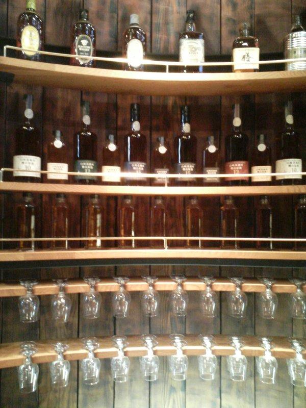 Whisky Wall