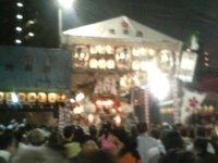 Tenjin Festival - Inner grounds