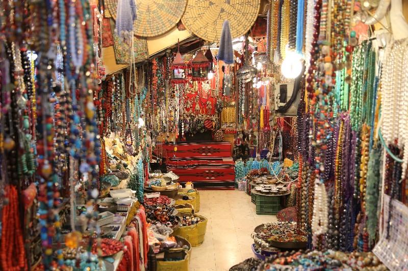 Old Jerusalem Market Place
