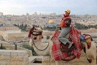 A Camel's View of Jerusalem