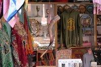 Ram's Horn in the Old Jerusalem Market