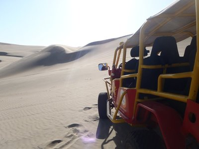 Sand Buggy/ Rollercoaster