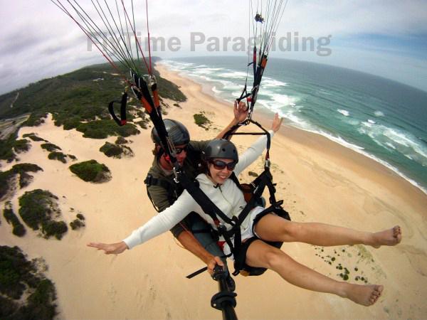 Tandem Flight, Paradise Ridge