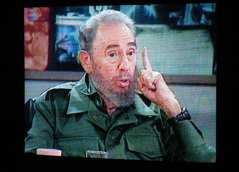 Fidel Live '06