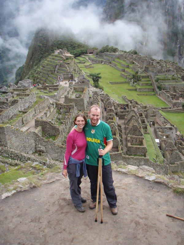 Machu Picchu IX