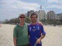 Meeting God on Copacabana