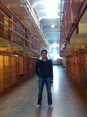Aerts in Alcatraz