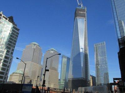 Baustelle Ground Zero