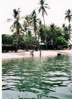 Ginack Island