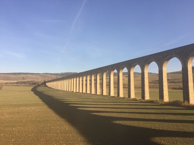 Aquaduct Navarre Spain