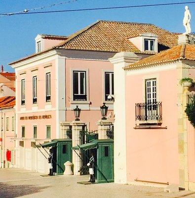 Official Residence of Portuguese Prime Minister, Belem Palace, Lisbon