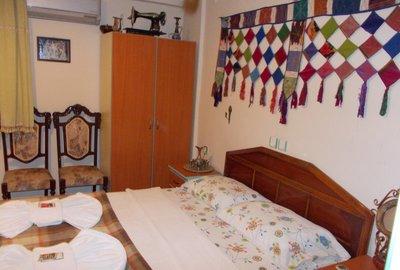 Our room at Efes Antik