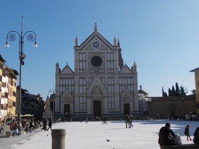 St Croce Square