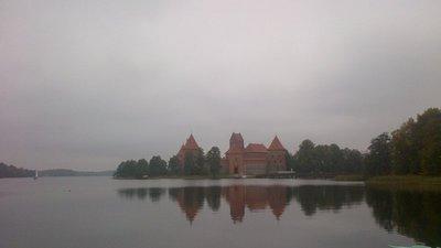 Traiku Island Castle