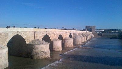 Puente Romano, Roman Bridge, Cordoba
