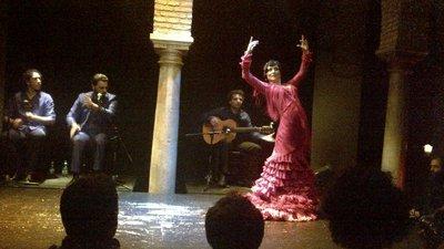 Seville, el flamenco
