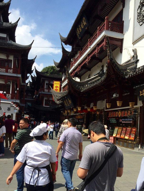 Old Town Shanghai Yuyuan Market