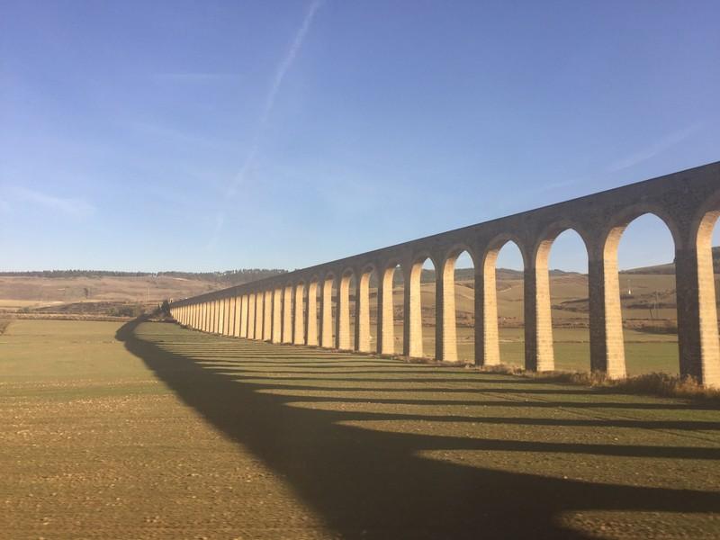 Aquaduct Navarre Spain
