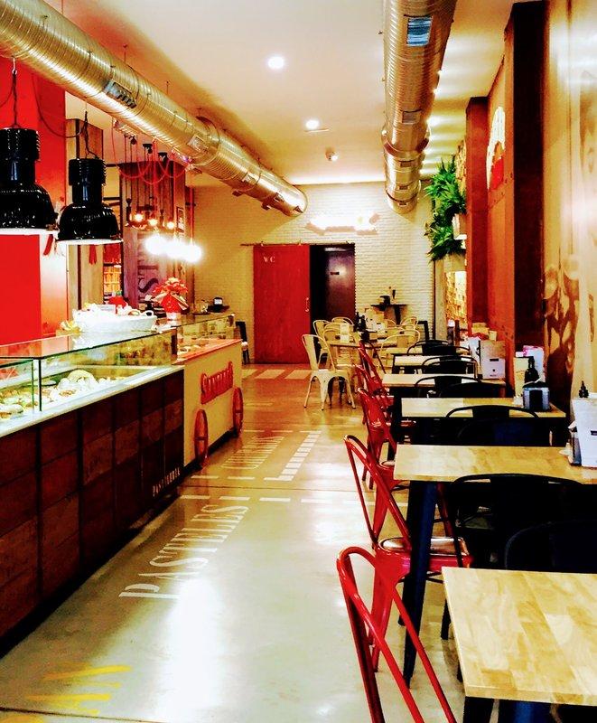 Restaurant/cafe Antequera Spain