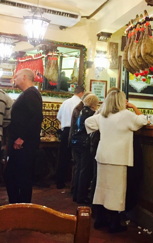 Tapas Bar Granada