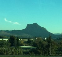 Sleeping Giant Antequera Spain 🇪🇸