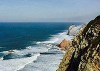 Where The Land Ends - Cabo de Roca, Portugal
