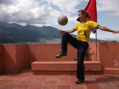 Ecuador es el futbol loco!
