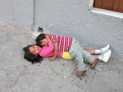 Happy Quito Kids....