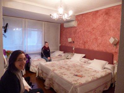 Salamanca: our cozy place