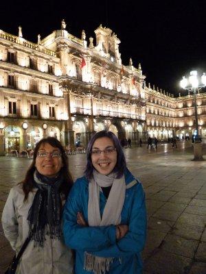 Salamanca: Plaza Mayor