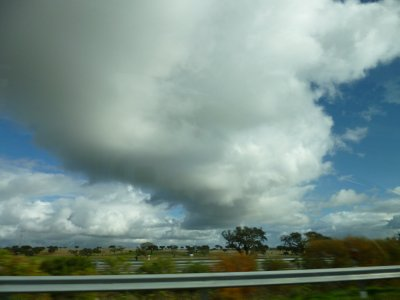 On the Highway to the Algarve