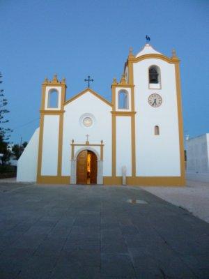 Algarve: Anglican Church in Luz