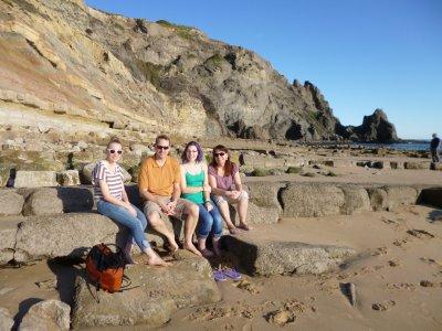 Luz: Family Portrait on the Beach