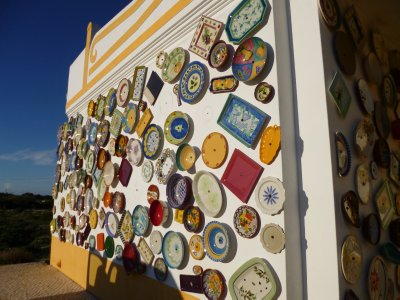 Algarve: Ceramics