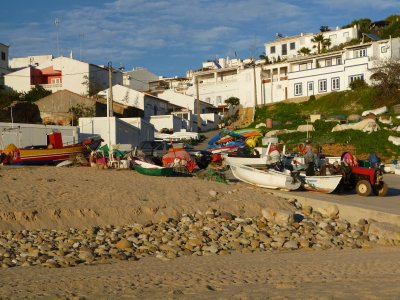 Algarve: Salema