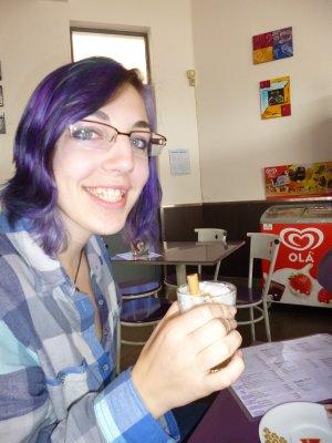 Algarve: drinking a boca doce