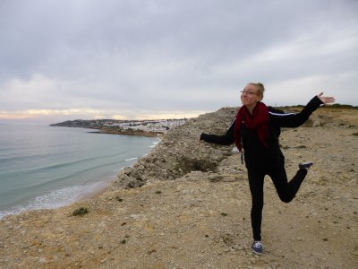 Algarve: on top of the world