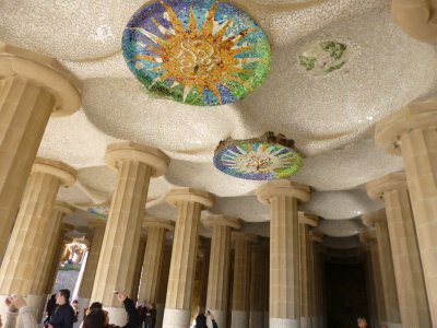 Barcelona: Parc Guell