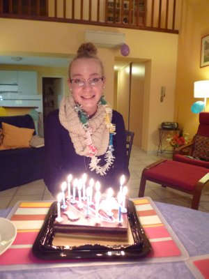 Cavaillon: Happy 14th Abby