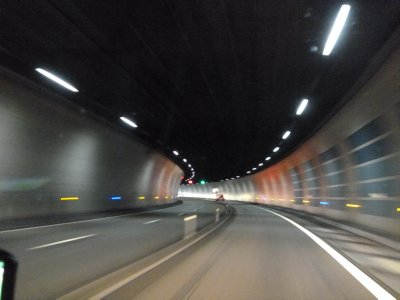 Italian Tunnels in North of the Italy