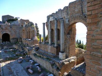 Taormina: Amphitheatre