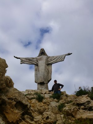 Gozo: Monument of Christ