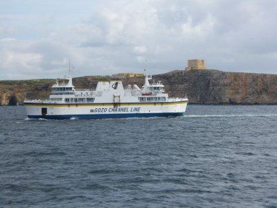 Gozo/Malta Ferry