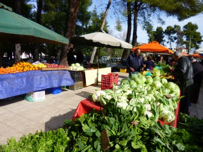 Nafplio: Saturday Market